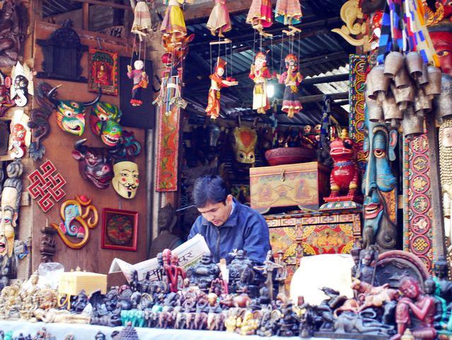 達人帶路-環遊世界-尼泊爾-紀念品