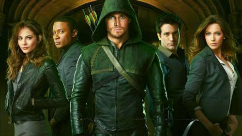 Sky One Hit Us Drama Arrow Returns For Second Series