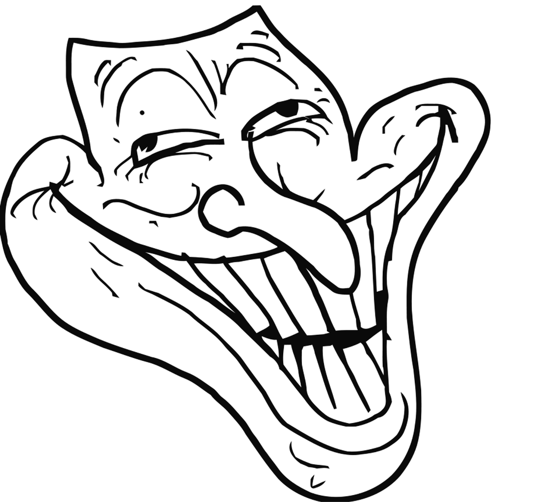 Pics For > Troll Face Png