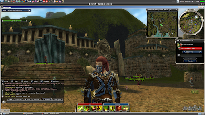 Guild Wars on (Linux) Lubuntu 64-bit