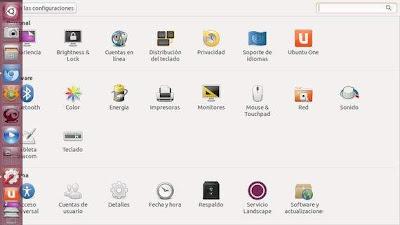 Ubuntu 13.04, cómo sincronizar cuenta de Facebook