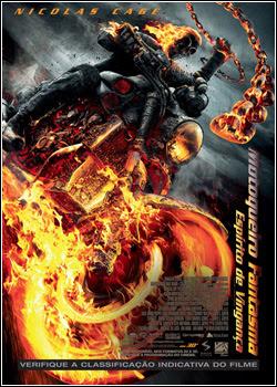 Filme Poster Motoqueiro Fantasma 2 – Espírito de Vingança HDRip XviD Dual Audio & RMVB Dublado