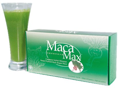Maca Max without logo