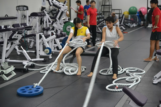 fitness bootcamp singapore
