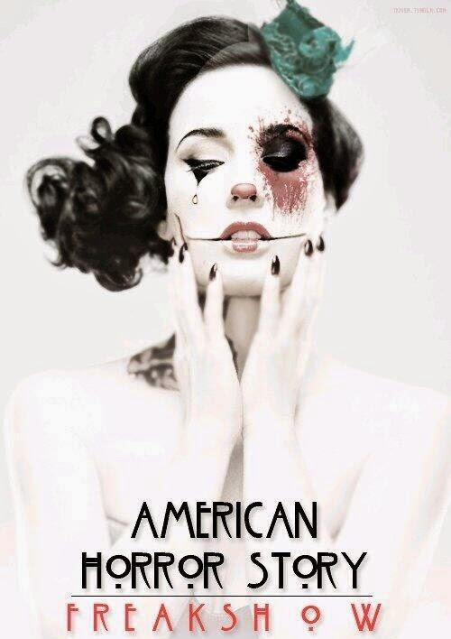Filme Poster American Horror Story S04E01 HDTV XviD & RMVB Legendado