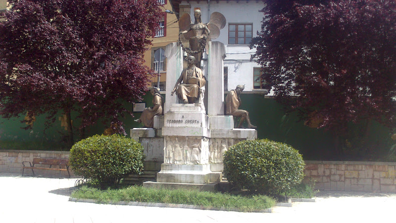 monumento Teodoro Cuesta