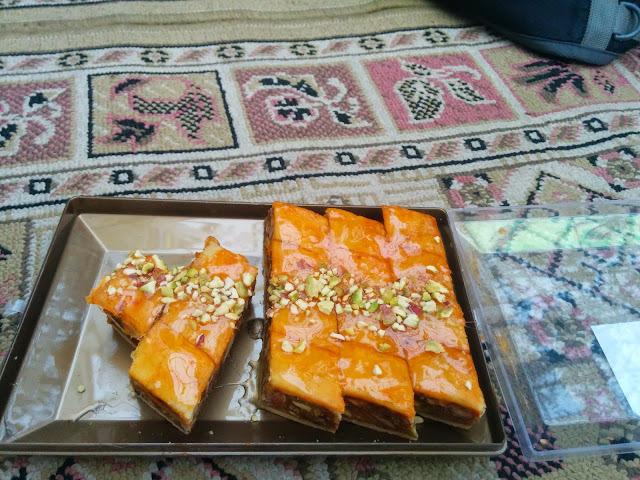 Baghlava - a Iranian Dessert