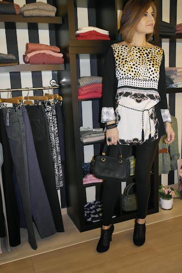 Moda española: Anna Mora, Hoss Intropia...  2014