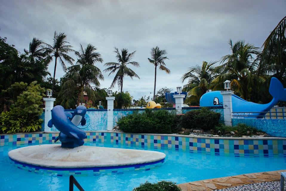 Intosan Resort Filipiny Danao