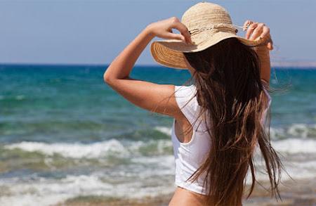Dicas para cabelos no verão