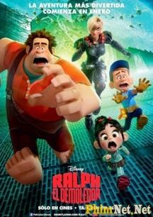Phim Ráp Phờ Đập Phá - Wreck It Ralph