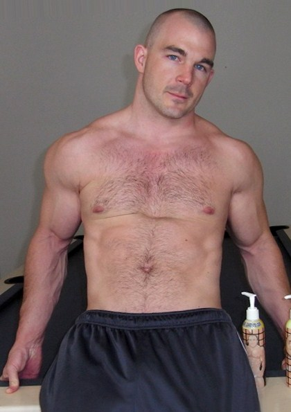 Jeff Str8Cams Guy - Hot Muscular Hairy Bear