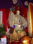 「武内宿弥」山車人形
