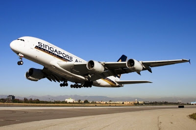 Singapore Airlines - Airbus A380. ZonaAero