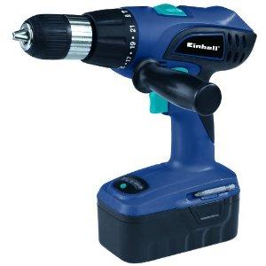 Buy Einhell BT-CD24i 24 Volt Hammer Drill with 2 x Batteries