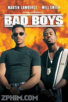 Cớm Siêu Quậy - Bad Boys (1995) Poster