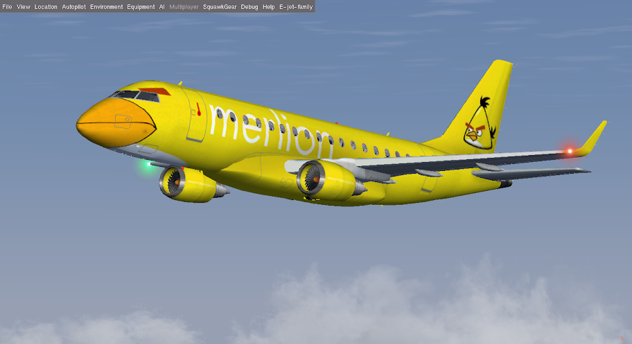 Merlion ERJ170 Angry Birds Liveries! (DOWNLOAD) Fgfs-screen-944