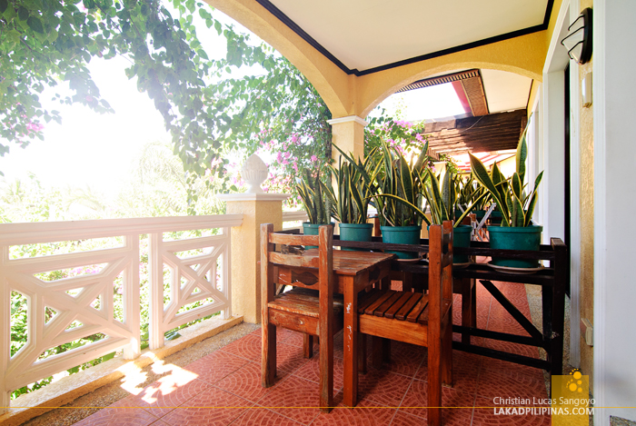 Outdoor Verandahs at Bolinao's Puerto del Sol