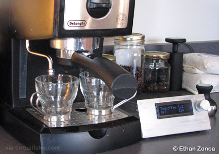 DIY Espresso Machines Temperature Controller