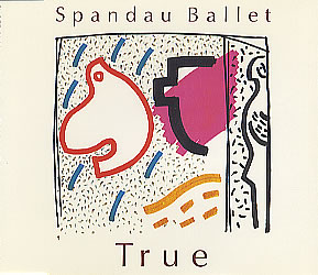 letra de true de spandau ballet: