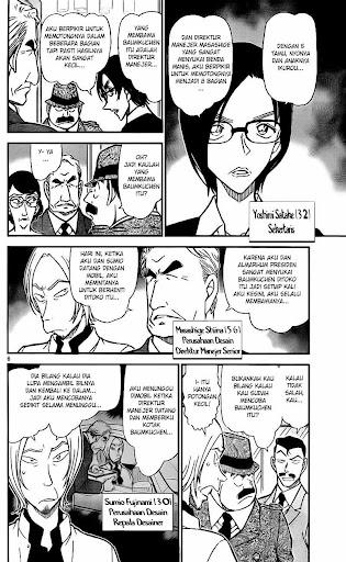 Detective Conan 782 page 6
