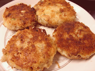 Peppered Mackerel Fish Cakes