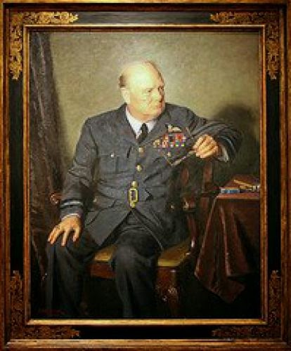 What Winston Churchill Would Say About Magic Never Give Up