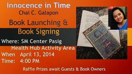 books, book launching, events, weekends