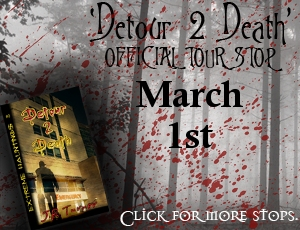 Detour 2 Death Blog Tour