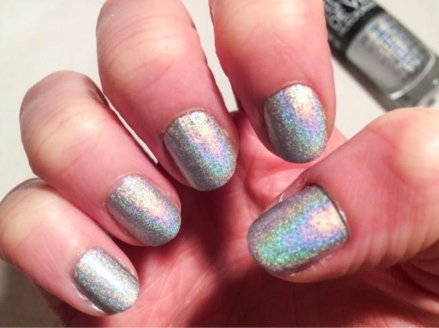 holographic-nail-polish-gosh-cosmetics-festival-nail-art