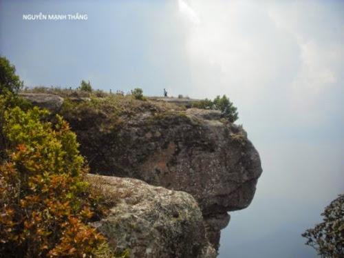 pha luon moc chau 13 003 Đỉnh núi Pha Luông hùng vĩ mà thơ mộng