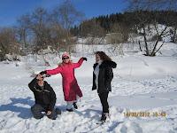 Фоторепортаж с тренинга по ньяса-йоге 12-18 февраля 2012г в Карпатах.715