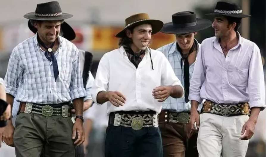 Argentine Culture Clothing