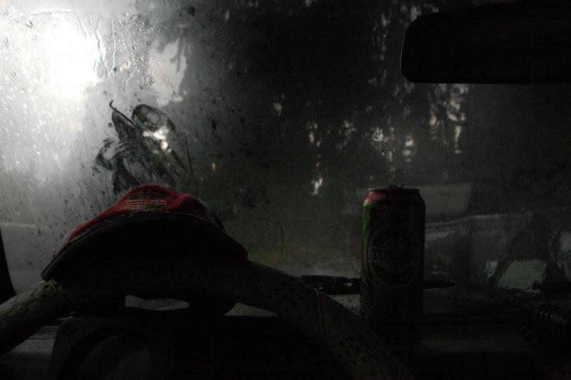 Potop la cabana Sureanu