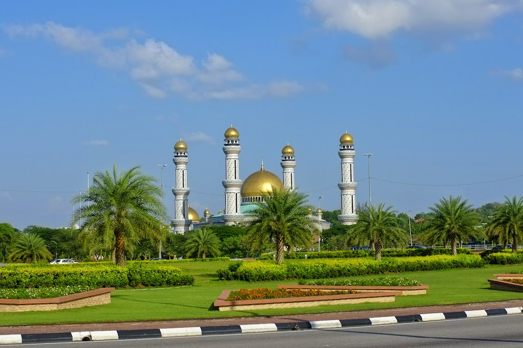 brunei long haul trip