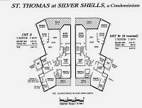 St. Thomas at Silver Shells Floor Plan
