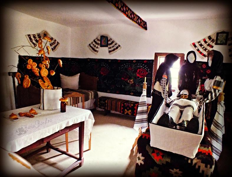 inmormantare muzeul satului bucovinean suceava