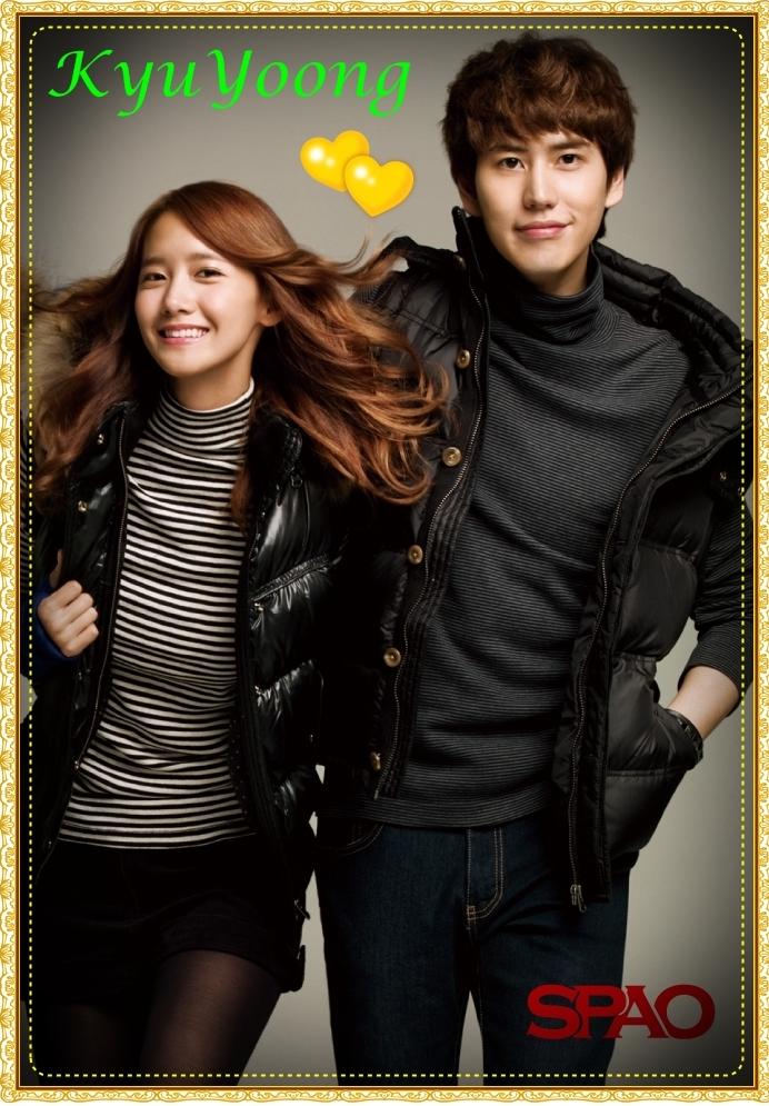 Donghae And Yoona Kiss Donghae Amp Yoona Yoonhae