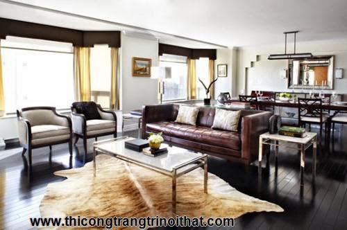 Sắm sofa da rộn ràng đón Tết - <strong><em>Thi công nội thất gỗ</em></strong>-4