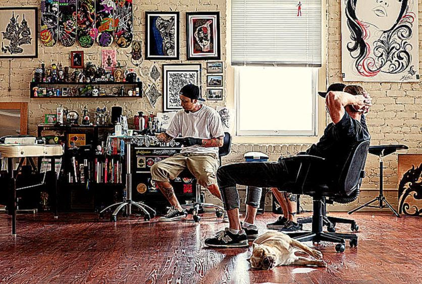 Checklist for finding the Perfect Tattoo Studio