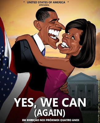 Obamania! Yes, we can (again)!