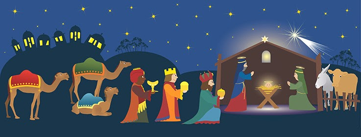 Fotos De Navidad Con Jesus.Colegio America Del Callao Comparacion Del Nacimiento De