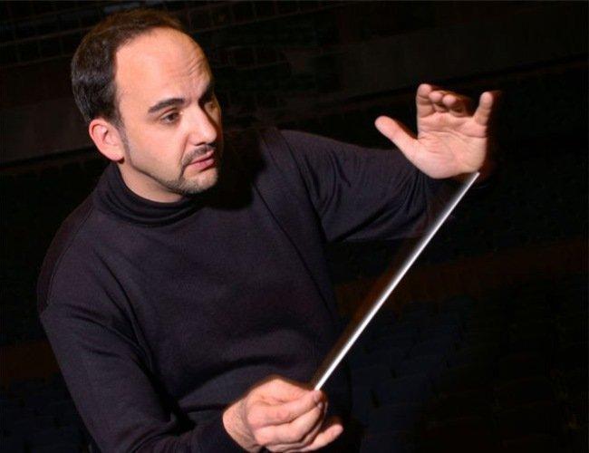 nhạc trưởng Jonas Alber