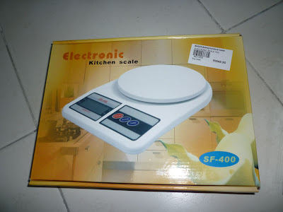 {focus_keyword} Digital Kitchen Scale to let go only RM40 P1050585