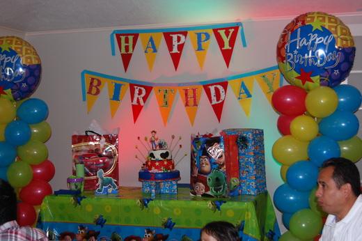 Decoraciones Fiestas Toy Story - LaCelebracion.com