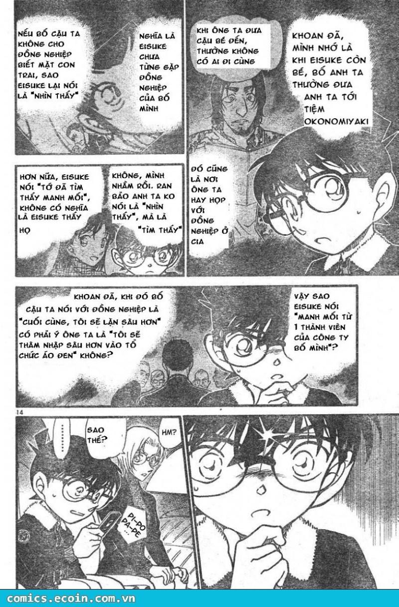 Detective Conan Chap 595 - Truyen.Chap.VN