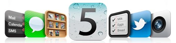 iOS5 yang bakal dinikmati pengguna peranti Apple