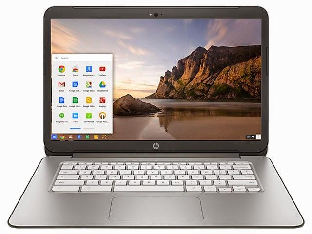HP Chromebook 14 G3 lên kệ với màn hình cảm ứng và vi xử lý Tegra K1