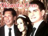 Gambar resepsi Pernikahan Andy Soraya