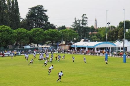 SUCCESSO PER LE ZEBRE IN CASA DEI CAMPIONI D'ITALIA DEL MOGLIANO